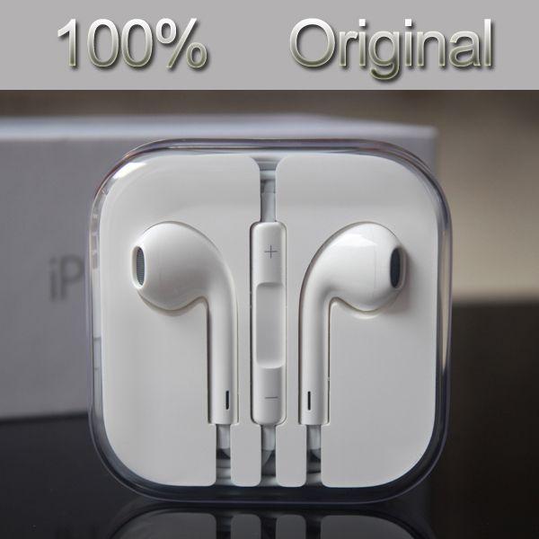 a820ed0e79d Audifonos Apple Iphone 6s, 6 y 5s Original Genuine